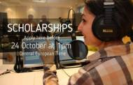 Apply for scholarships to attend Radio Netherlands Training Centre courses for media and communications professionals
