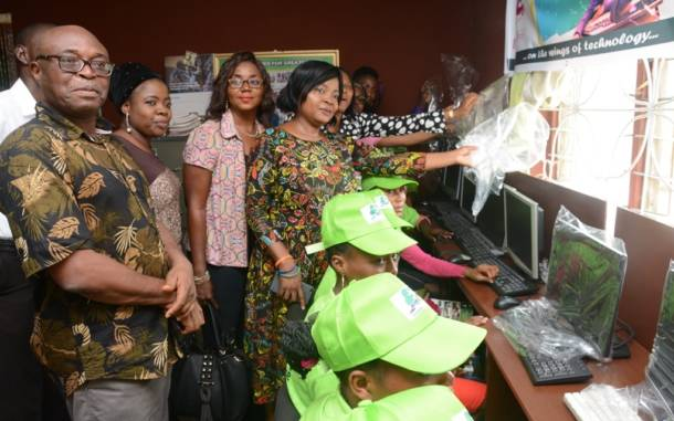 CEE-HOPE launches girl ICT Centre