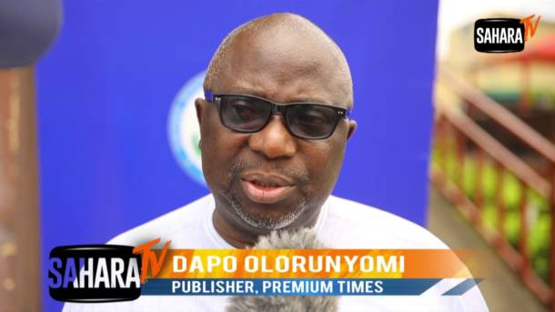 For 'a man of the people,' Dapo Olorunyomi, at 60