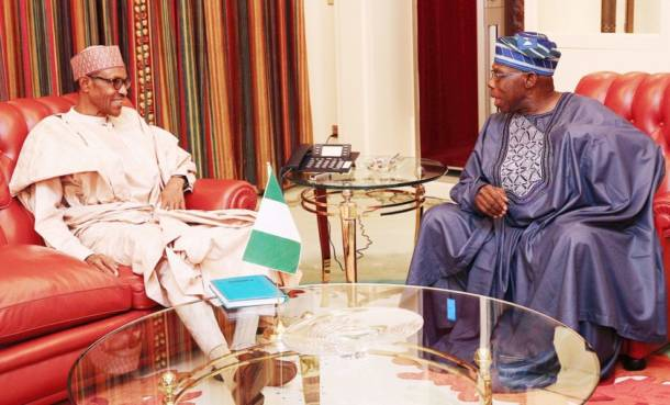 President Buhari should neither over-push his luck nor over-tax the patience and tolerance of Nigerians – Obasanjo warns