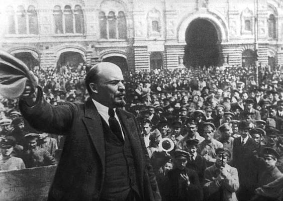 Recalling the Russian Revolution