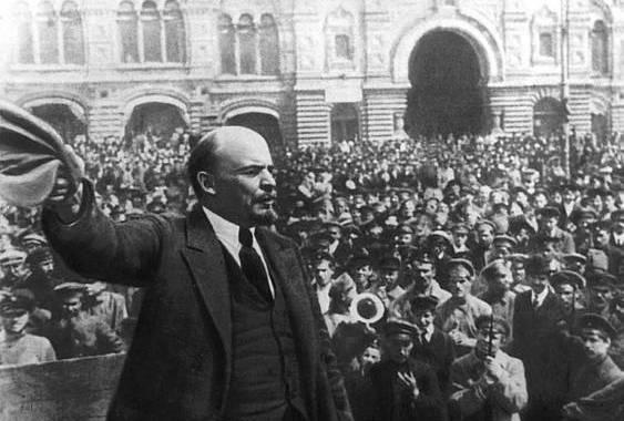 Recalling the Russian Revolution