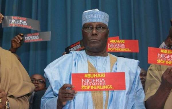 Image result for Atiku needs our prayers to win