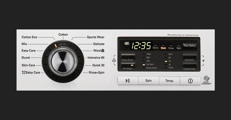interface de usuário fisica