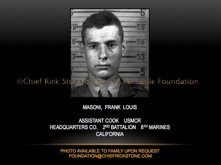 Masoni, Frank Louis