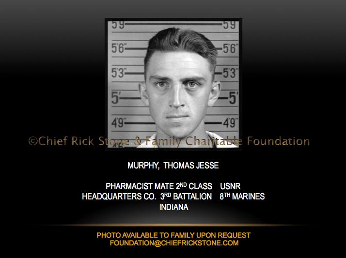 Murphy, Thomas Jesse
