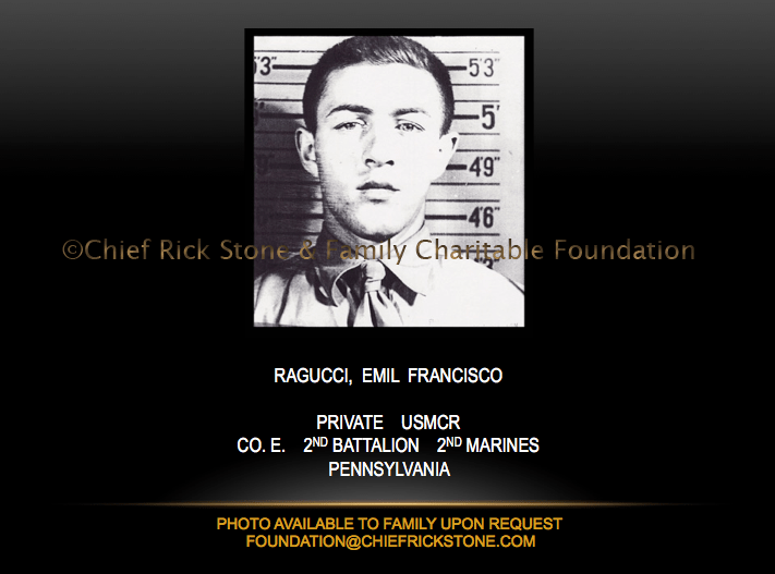 Ragucci, Emil Francisco