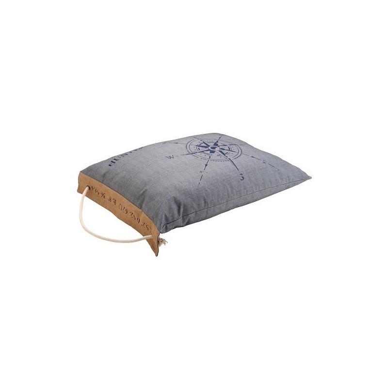 coussin pour chien chic marin matelas dehoussable chien de luxe lit pour chien