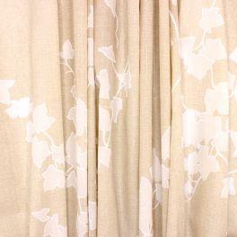 tissus d ameublement a motif floral