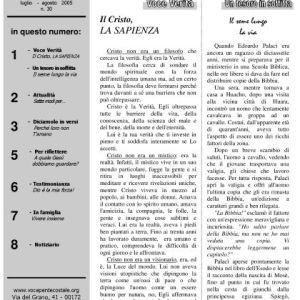 N. 30   Anno 2005