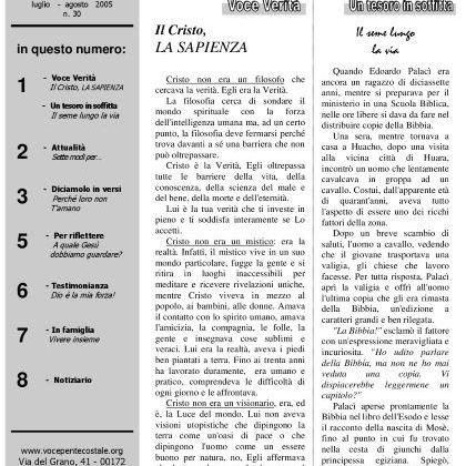 N. 30 | Anno 2005