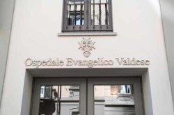 l'Ospedale valdese di Torino