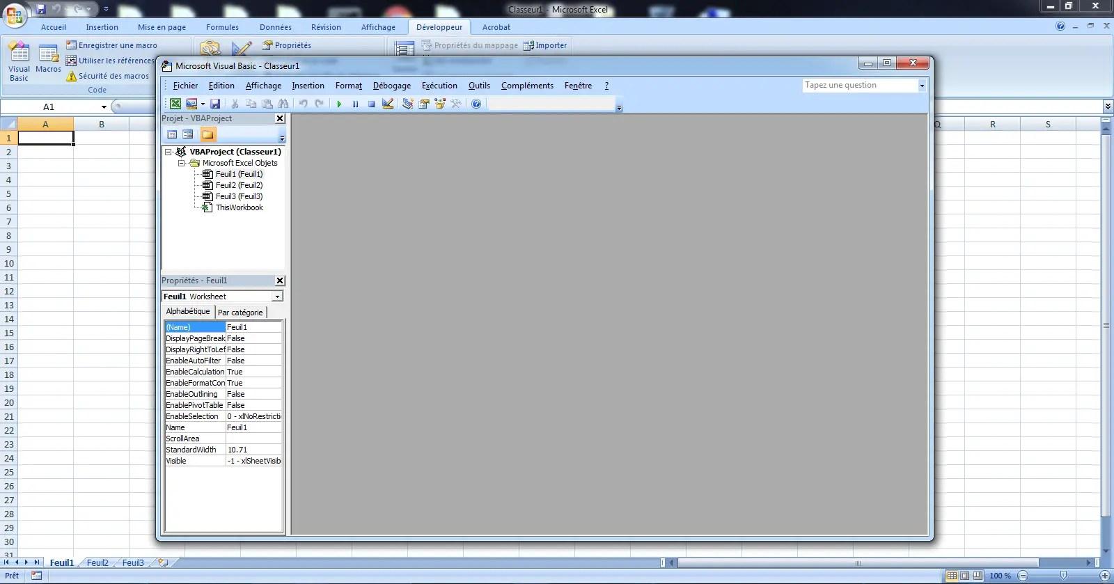 Telecharger Macro Complementaire Excel