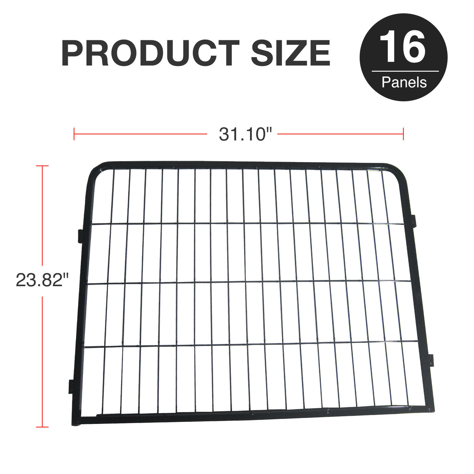 Pet Fence Outdoor Indoor Playpens For Dogs Yard Foldable