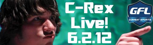 Chikarasaurus Rex: Live on June 2nd from the Trocadero!