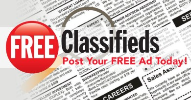 Free Classifieds