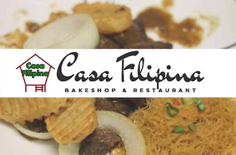 Casa Filipina Bakeshop and Restaurant