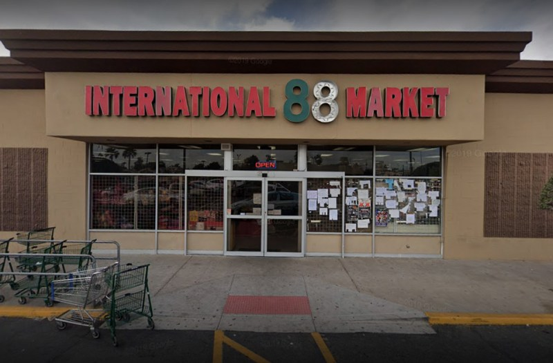 88 International Market