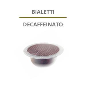 Capsule Bialetti Decaffeinato