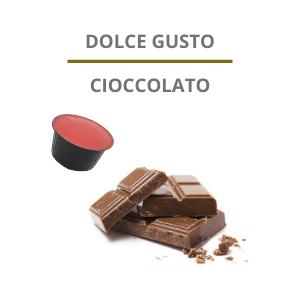 Capsule Dolce Gusto cioccolato
