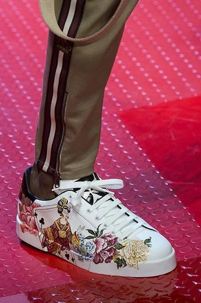 Dolce Amp Gabbana Men Shoes Spring 2018 Chiko Shoes Blog