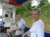 Boat Tour on the Sarapiqui