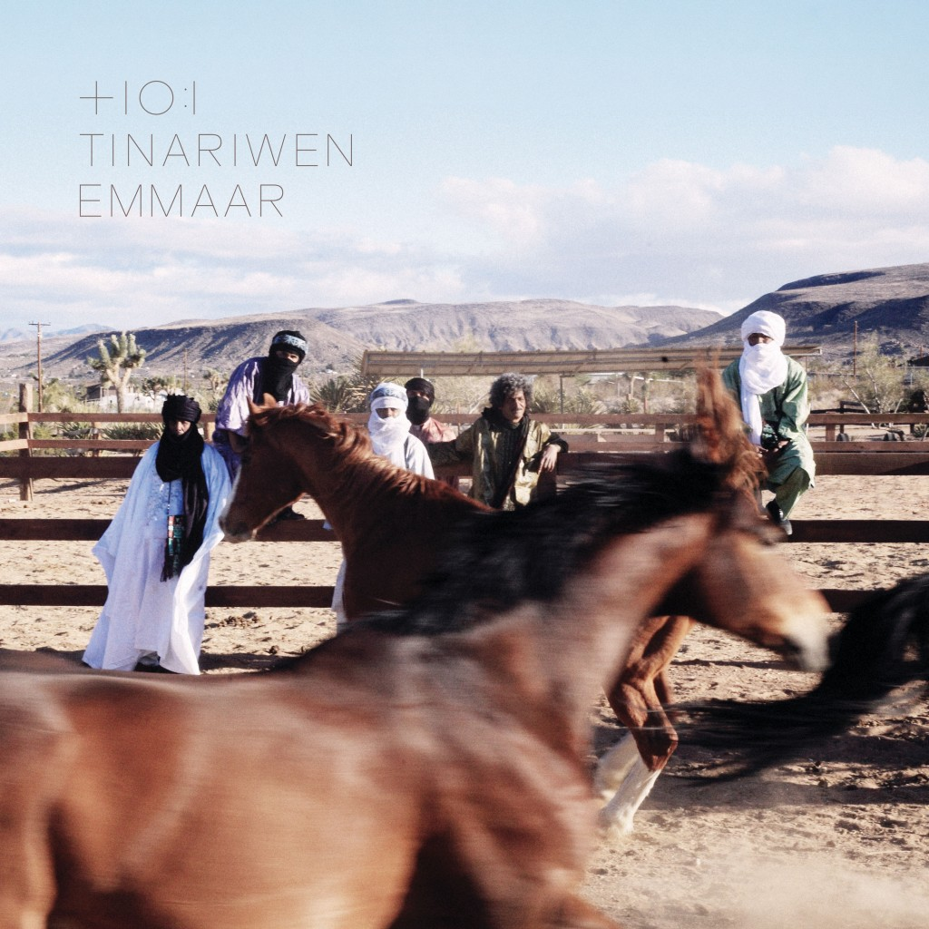 Tinariwen - Emmaar artwork