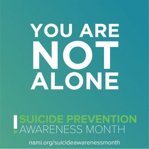 Sharing – Suicide rate keeps rising among young Americans