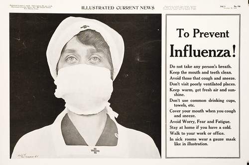 Sharing – From behind the Coronavirus Mask, an Unseen Smile Can Still Be Heard