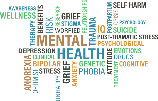 Sharing – We're Basically All Struggling With Mental Health Right Now