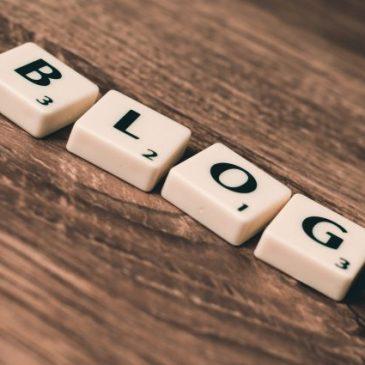 Scrabble Letters Spell Blog