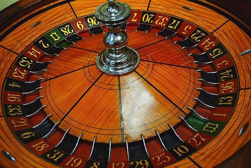 Gambling on the Future