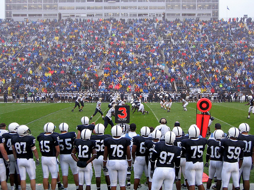 Penn State Still Struggling with Sandusky Story