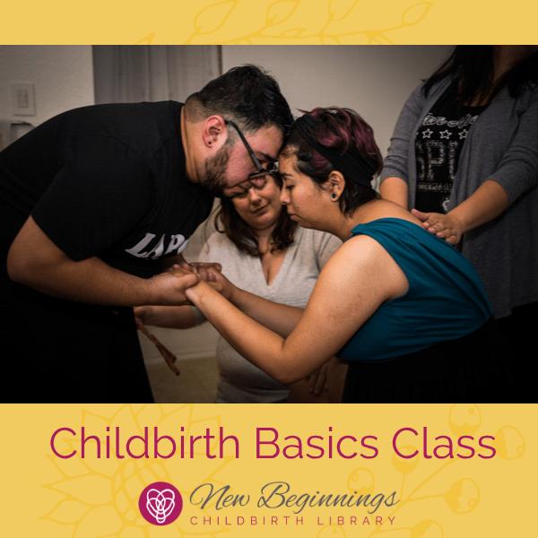 Childbirth Basics Class