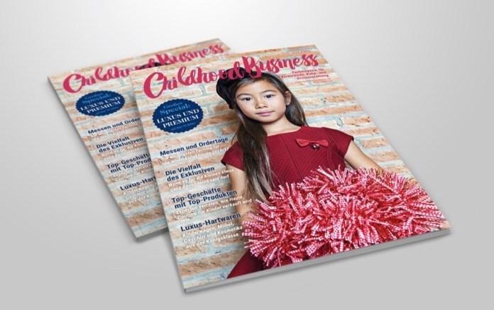 Cover der Ausgabe 01 2016 von Childhood Business