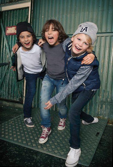 Lemmi: Passgenau In fünf verschiedenen Passformen erhältliche Jeans (29,95 € bis 49,95 €) www.kanz-babykleidung.de