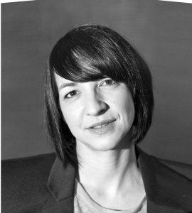 Steffi Kranawetter Geschäftsführerin der Messehallen Hamburg-Schnelsen