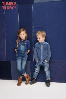 Tumble 'N Dry: Denim Style Jeanshemd (47,99 €), Jeans (49,99 €) Jeansbluse (44,99 €), Latzhose (54,99 €) www.tumblendry.de