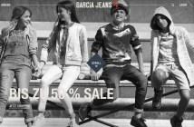 Garcia Jeans - neuer Web-Shop für deutsche Kunden