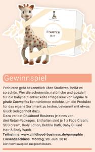CB 2016 06 - GS Sophie la Girafe