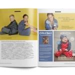 """Seiten aus dem Sonderheft zur Aktion """"Kids Selected"""" auf der """"Kids NOw"""" im Juli 2016"""