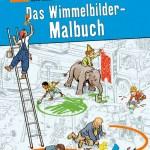CB2016 09:10 Das Wimmel-Bildermalbuch