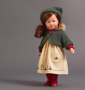 Puppenklassiker:  Auch wenn immer  weichere Plüschtiere ganz klar im Trend liegen, sind Puppenklassiker wie Käthe Kruse noch immer sehr begehrt.