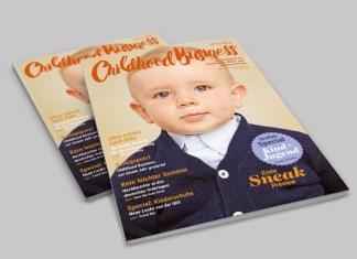 Cover der Ausgabe 09-10 2016 von Childhood Business