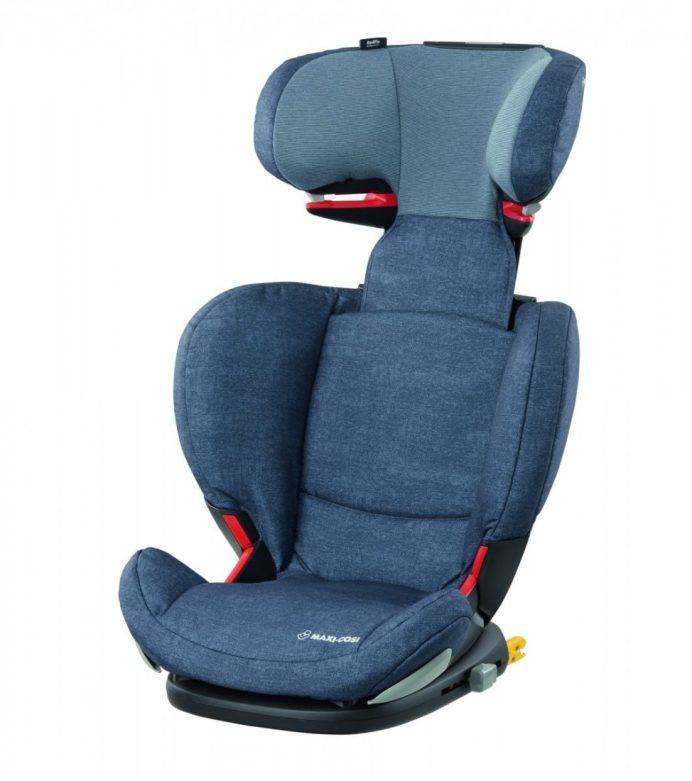 """Autokindersitz """"Rodifix Airprotect"""" von Maxi-Cosi in der 2017er-Kollektionsfarbe """"Nomad Blue"""""""