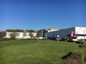 EK/servicegroup am Standort Bielefeld
