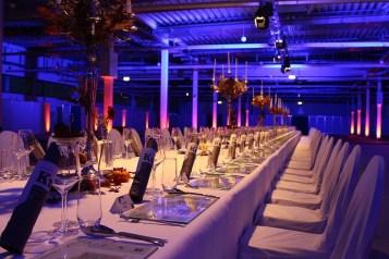 Festlich gedeckt - für besondere Anlässe und Firmen-Events im Messecenter Rhein-Main