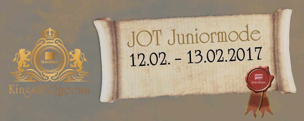 1JOT Juniormode im Februar 2017