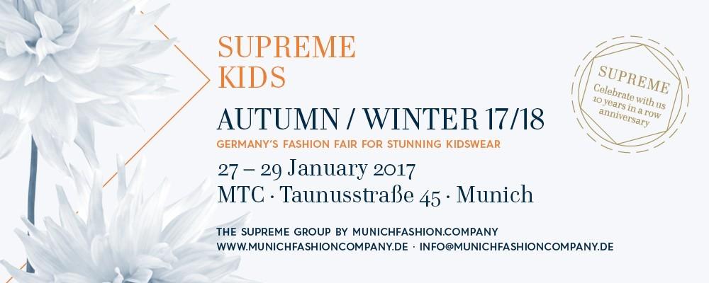 Supreme Kids im Januar 2017