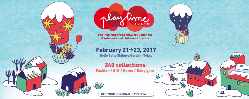 Playtime Tokyo im Februar 2017